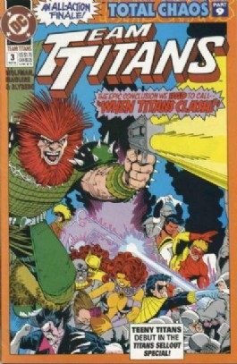 Team Titans #3