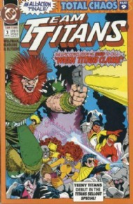 Team Titans 1992 - 1994 #3
