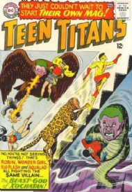 Teen Titans (1st Series) 1966 - 1978 #1
