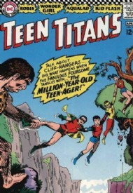 Teen Titans (1st Series) 1966 - 1978 #2