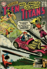 Teen Titans (1st Series) 1966 - 1978 #3