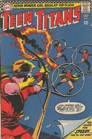 Teen Titans (1st Series) 1966 - 1978 #4