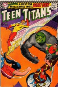 Teen Titans (1st Series) 1966 - 1978 #6