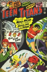 Teen Titans (1st Series) 1966 - 1978 #7