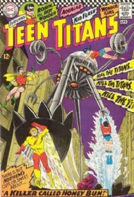 Teen Titans (1st Series) 1966 - 1978 #8