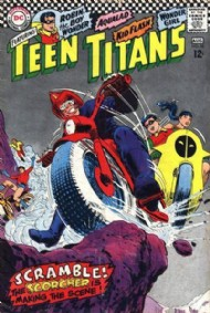 Teen Titans (1st Series) 1966 - 1978 #10