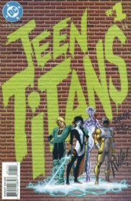 Teen Titans (2nd Series) 1996 - 1998 #1