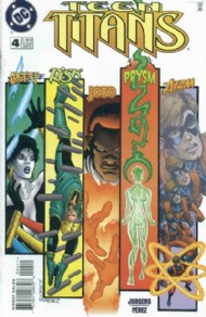 Teen Titans (2nd Series) 1996 - 1998 #4