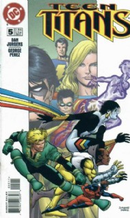 Teen Titans (2nd Series) 1996 - 1998 #5