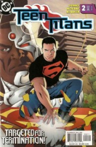 Teen Titans (3rd Series) 2003 - 2011 #2