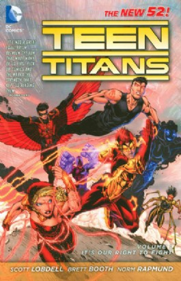 Teen Titans (4th Series): It's Our Right to Fight #1