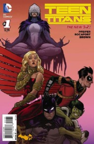 Teen Titans (5th Series) 2014 #1