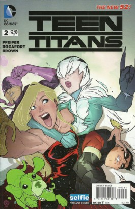 Teen Titans (5th Series) #2
