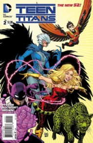 Teen Titans (5th Series) 2014 #2