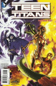 Teen Titans (5th Series) 2014 #3