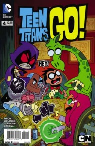 Teen Titans Go! (Series Two) 2014 #4