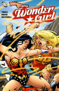 Teen Titans Spotlight: Wonder Girl 2008