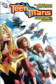 Teen Titans: Changing of the Guard 2009