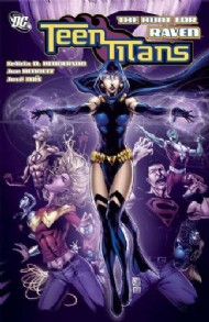 Teen Titans: the Hunt for Raven 2011