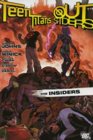 Teen Titans/Outsiders: the Insiders 2006