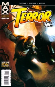 Terror Inc. (2nd Series) 2007 - 2008 #1