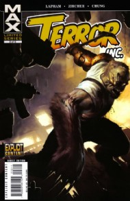 Terror Inc. (2nd Series) 2007 - 2008 #2