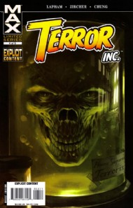 Terror Inc. (2nd Series) 2007 - 2008 #4