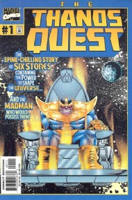 Thanos Quest Collected Edition 2000 #1