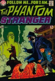 The  Phantom Stranger (2nd Series) 1969 - 2010 #1