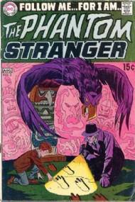 The  Phantom Stranger (2nd Series) 1969 - 2010 #2