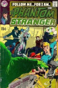 The  Phantom Stranger (2nd Series) 1969 - 2010 #3