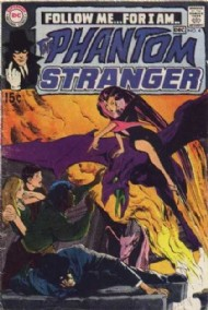 The  Phantom Stranger (2nd Series) 1969 - 2010 #4