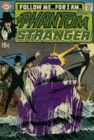 The  Phantom Stranger (2nd Series) 1969 - 2010 #5