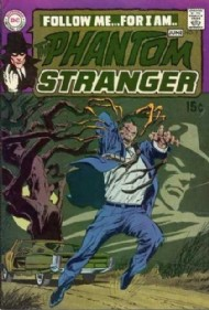 The  Phantom Stranger (2nd Series) 1969 - 2010 #7