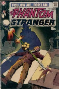 The  Phantom Stranger (2nd Series) 1969 - 2010 #9