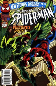 The Adventures of Spider-Man 1996 - 1997 #4