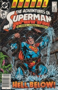 The Adventures of Superman Annual 1987 #1