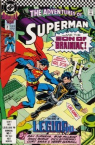The Adventures of Superman Annual 1987 #2