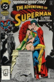 The Adventures of Superman Annual 1987 #3