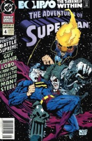 The Adventures of Superman Annual 1987 #4