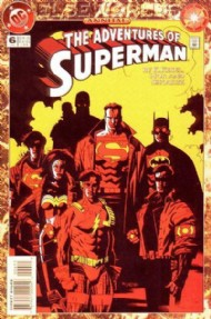 The Adventures of Superman Annual 1987 #6