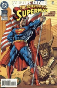 The Adventures of Superman Annual 1987 #7