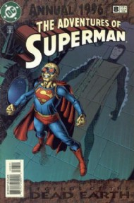 The Adventures of Superman Annual 1987 #8