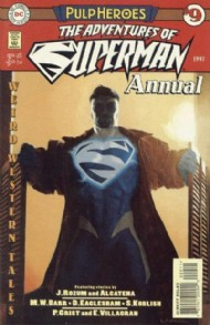 The Adventures of Superman Annual 1987 #9