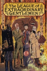 The League of Extraordinary Gentlemen (Volume 2)  #2