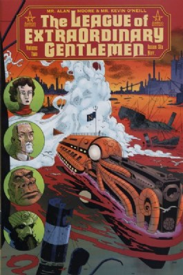 The League of Extraordinary Gentlemen (Volume 2) #6