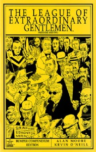 The League of Extraordinary Gentlemen Bumper Compendium Edition 1999 #2