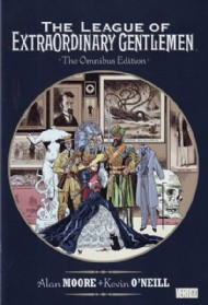 The League of Extraordinary Gentlemen Omnibus 2012