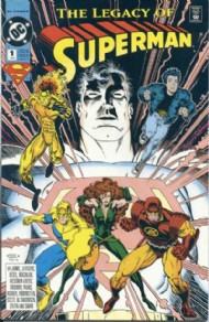 The Legacy of Superman 1993 #1
