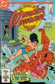 The Legend of Wonder Woman 1986 #1